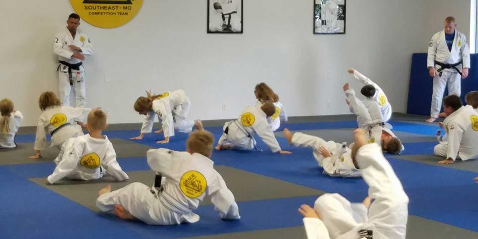 Gracie Jiu-Jitsu of Southeast Missouri | Gracie Jiu Jitsu